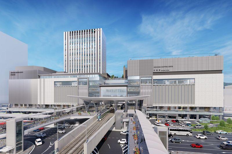 広島駅再開発