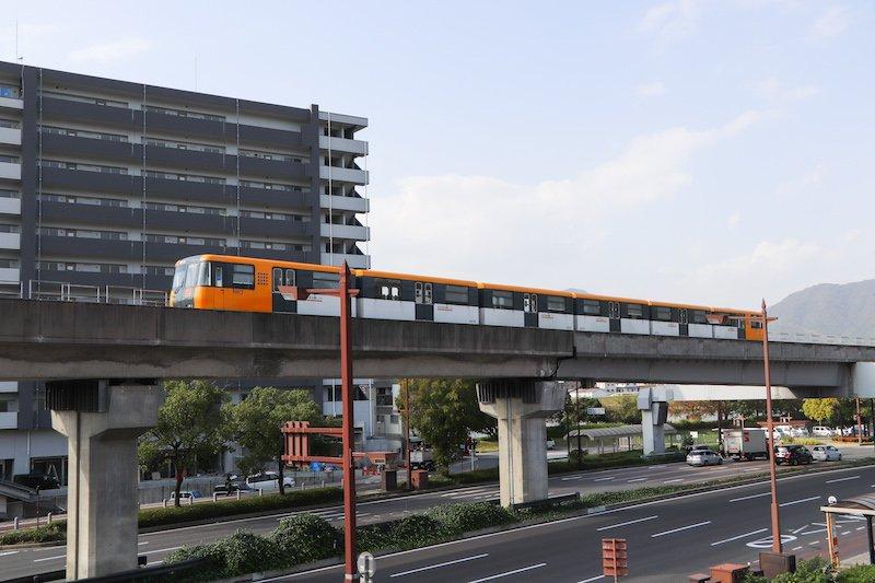 電車やバスアクセスも便利